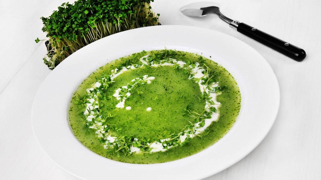 Žeruchová polievka, ktorú vypestuješ za tri dni